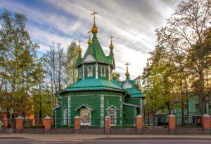 Свято-Троицкий храм г. Всеволожск