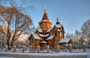 Храм святителя и чудотворца Николая, Воейково