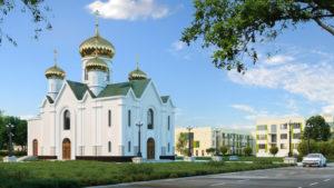 Храм иконы Божией Матери «Взыскание погибших», Невская Дубровка