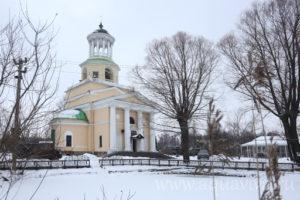Храм святой великомученицы Екатерины г. Мурино