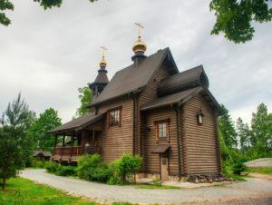 Храм святого праведного Иоанна Кронштадтского, Колтуши