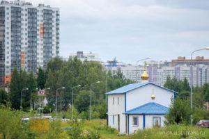 Храм святой равноапостольной княгини Ольги Российской, Новое Девяткино (строится).