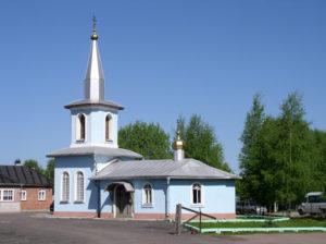 Храм святителей Геннадия и Евфимия архиепископов Новгородских (Ковалёвское кладбище)