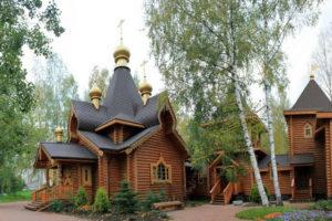 Храм Архистратига Божия Михаила г. Всеволожск (на территории ВКМБ)