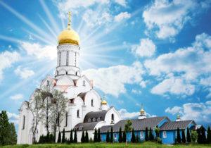 Храм святого апостола и евангелиста Иоанна Богослова г. Кудрово (строится)