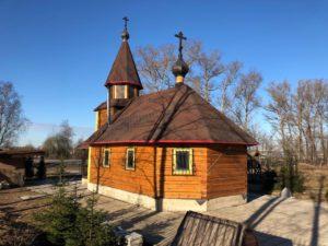 Богоявленский храм, Разметелево