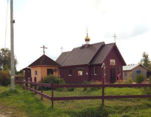 Храм священномученика Харлампия, Ковалево