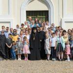 Наш приход в Зеленецком монастыре